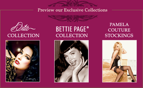 Preview Our Exclusive Collections
