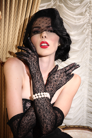 Glamour Gloves & Hats