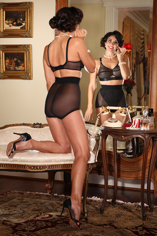 Andrea  High Waist Shaper Panty