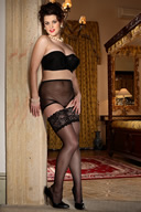 Black with Allure Panty