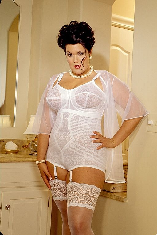 Curvy Shape Salon - High Waist Panty