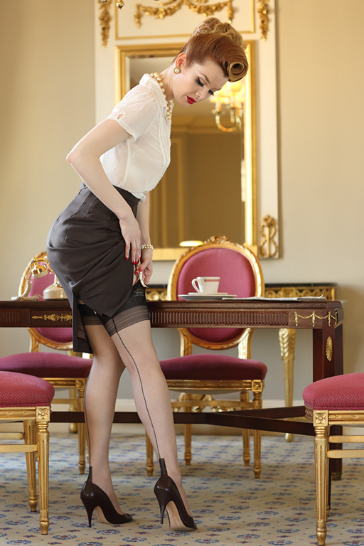 Full Fashioned Stockings