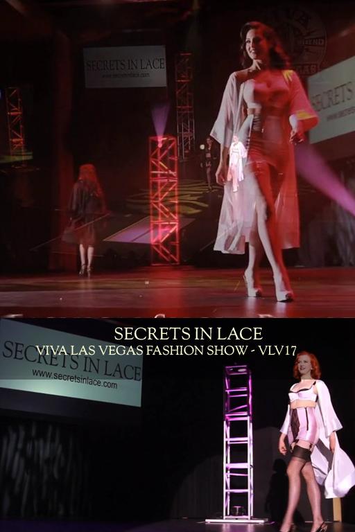 Viva Las Vegas Fashion Show - VLV17